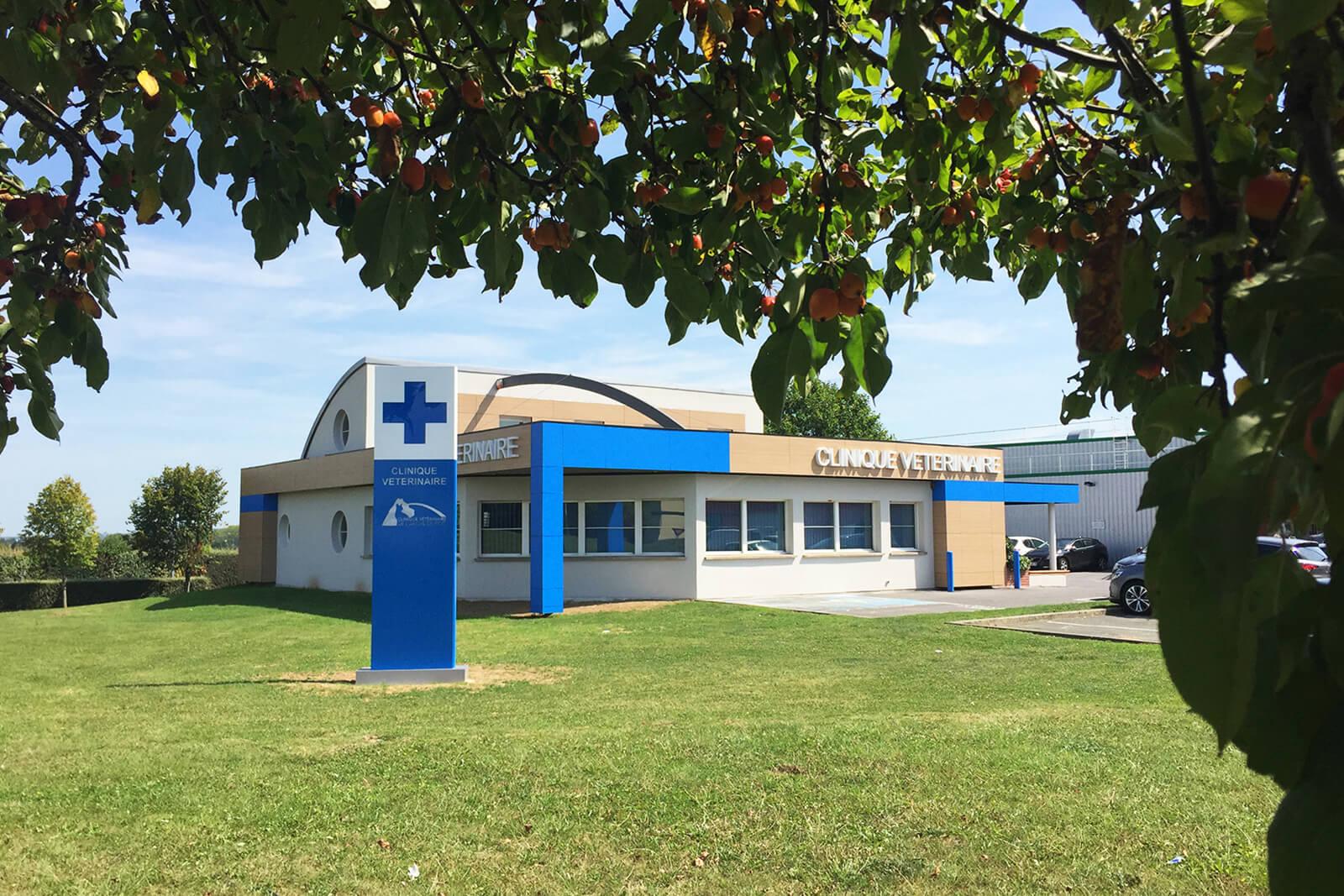 réalisation clinique Venette - La Solution Vétérinaire